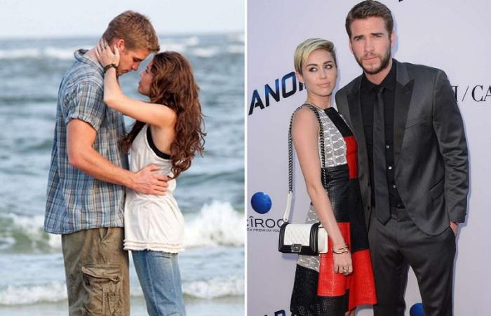 Пара познакомилась на съемках фильма «Последняя песня».