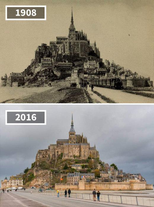 Кажется, что за 108 лет знаменитый остров-крепость не претерпел особых изменений и продолжает поражать своим величественным видом.