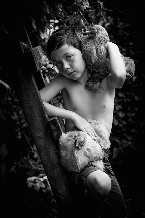 Почетное упоминание в категории «Образ жизни». Автор фотографии: (Isa Bekaert)  Иса Бекаерт. Бельгия.
