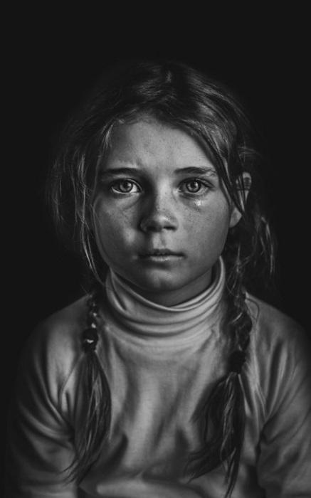 Почетное упоминание в категории «Портрет». Автор фотографии: (Helen Whittle)  Хелен Уиттл. Австралия.