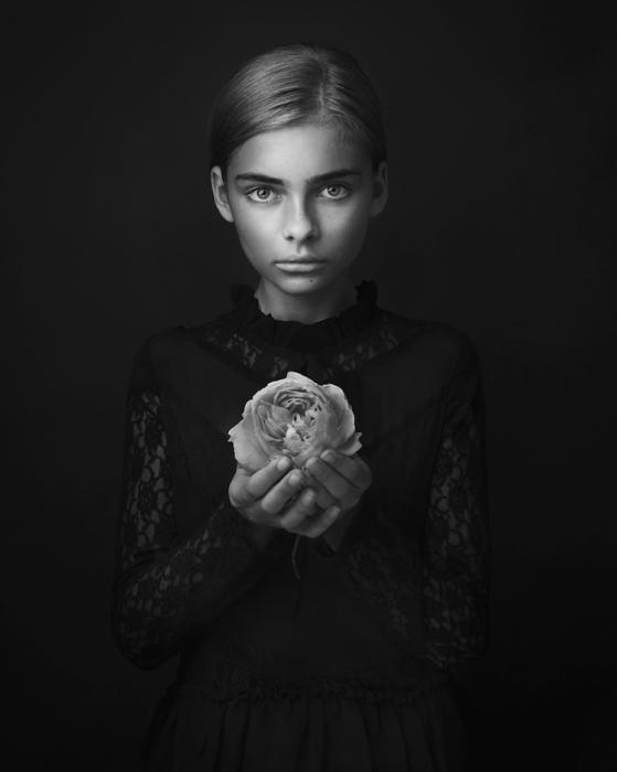 Третье  место в категории «Портрет». Автор фотографии: (Lisa Visser) Лиза Виссер. Великобритания.