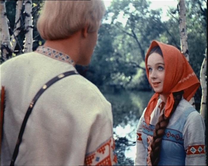 Прекрасная русская народная сказка с волшебными зимними нотками.