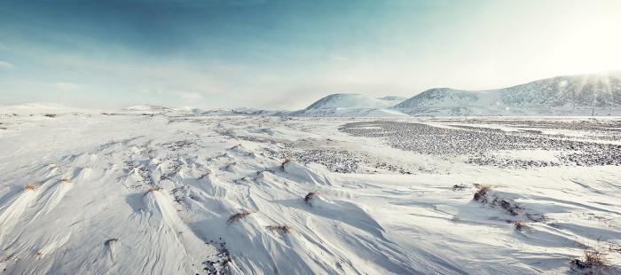 Суровые, поражающие своей величественностью и красотой пейзажи Чукотки.