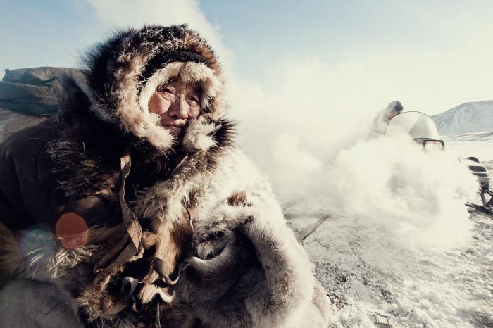 В такой одежде можно не замерзнуть целые сутки даже при морозе в 50 градусов.