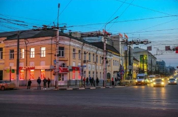 Современный вид центральной площади Тулы.