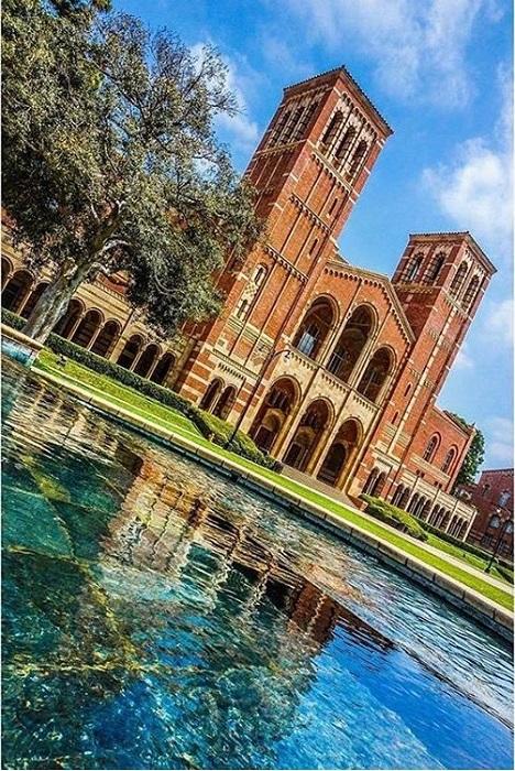 Государственный исследовательский университет в США.