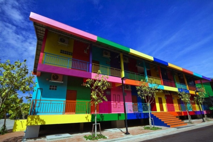 Самые яркие краски на побережье Сиамского залива.