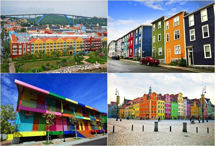 Самые яркие города в мире.