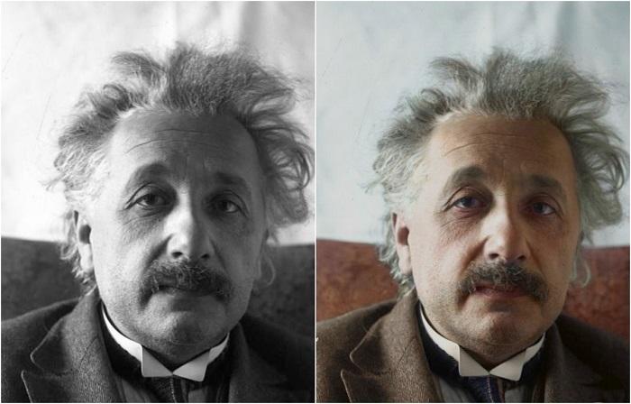 Основатель физики, великий ученый и автор более трехсот научных работ. 1 марта 1921 год.