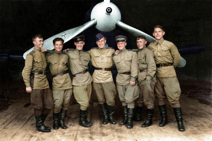 102-й гвардейский истребительный авиационный полк.