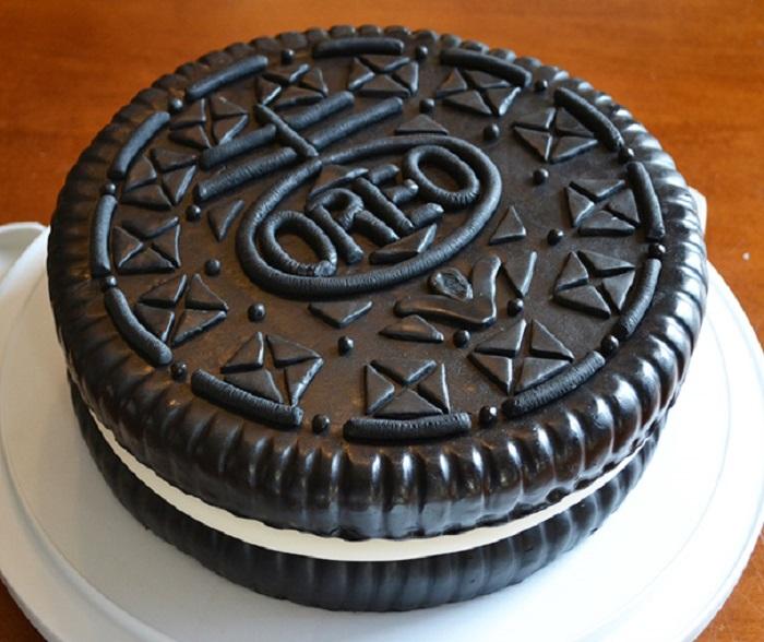 Самое популярное печенье в мире.
