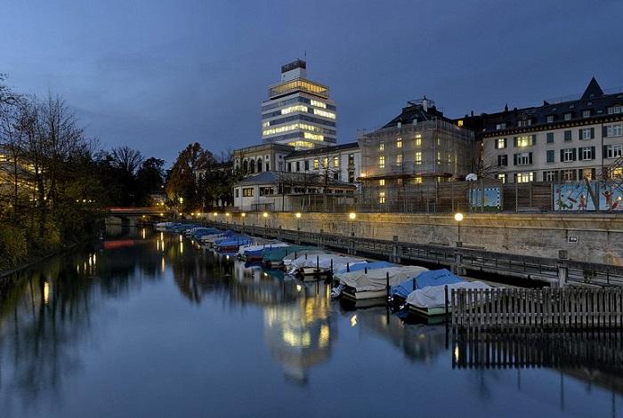 Культурная столица Швейцарии.