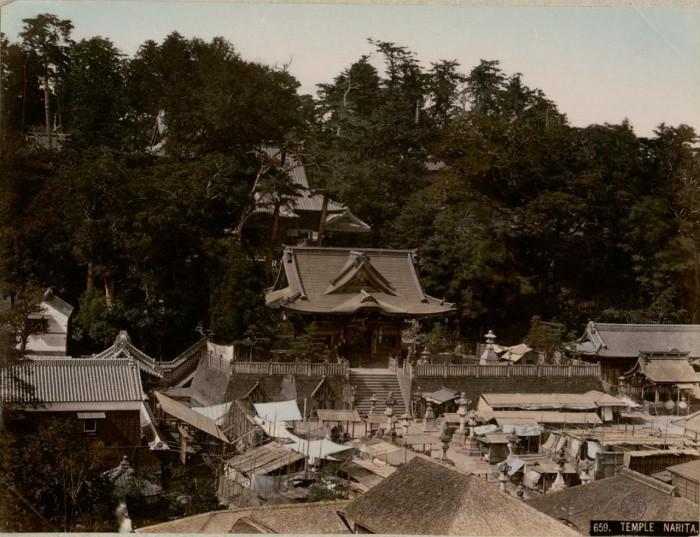 Храм, посвященный божеству огня - Фудо Мё О.