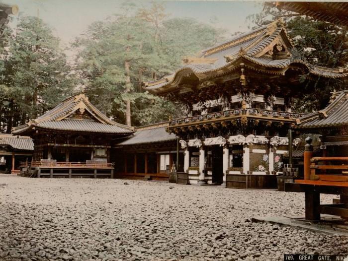 Комплекс храмов, имеющих мировое историческое и культурное значение.