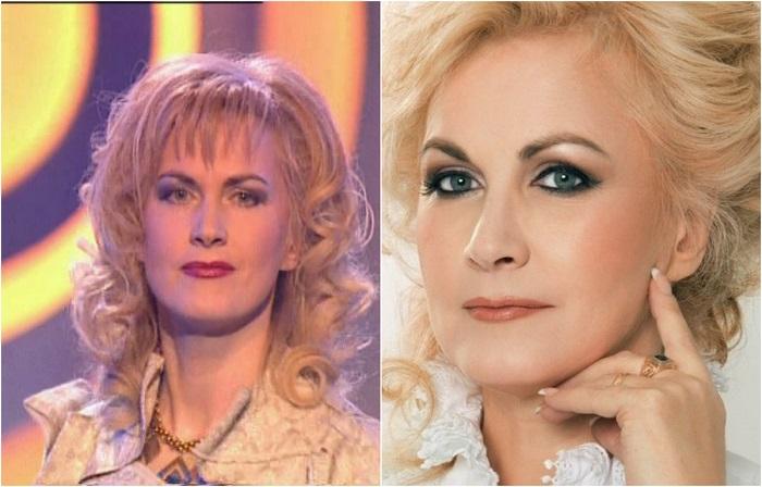 Поп-певица и экс-солистка группы «Мираж» с годами стала выглядеть еще лучше, правда не без помощи пластических хирургов.