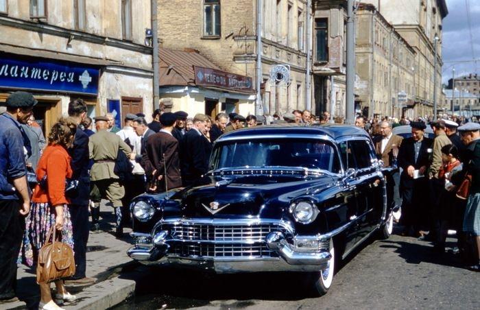 Самый желанный автомобиль в СССР.