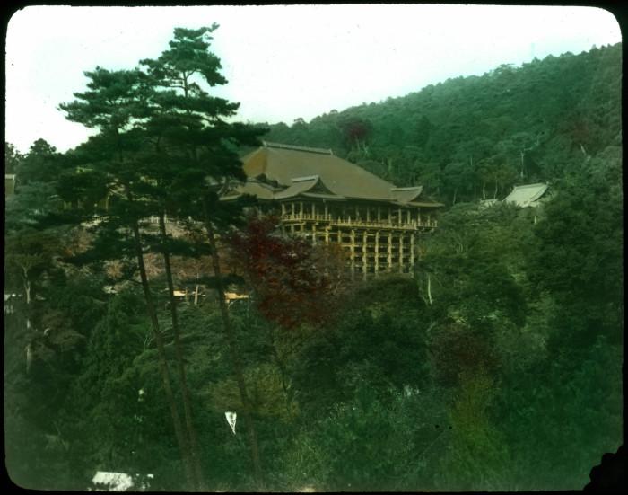 Храм Чистой воды. Киото.