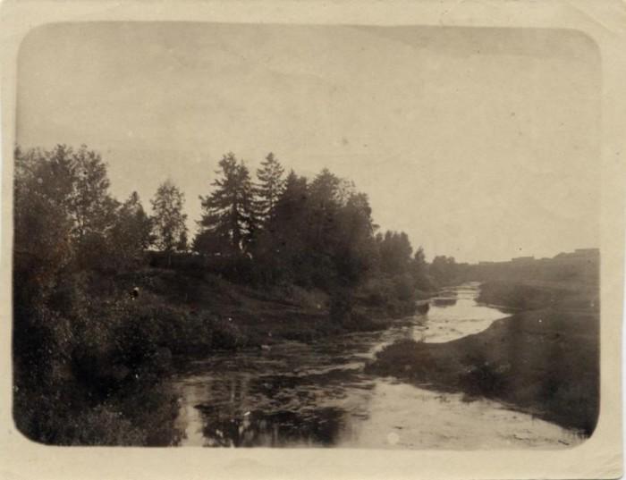Вид на реку Десну.