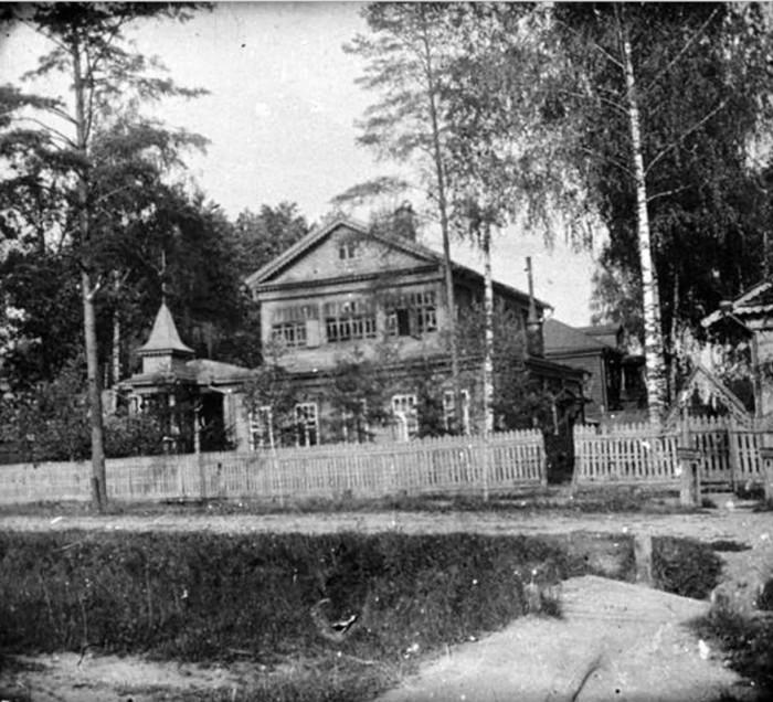 Дом служащего одной из ткацких мануфактур столицы Ивана Авдонина.