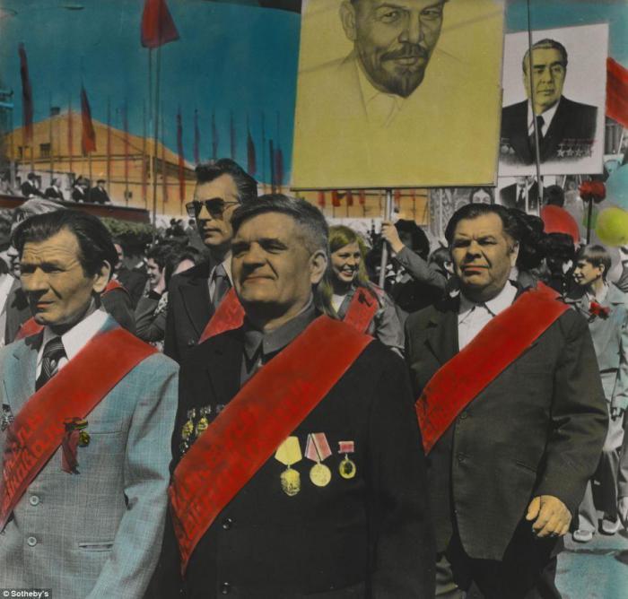 Работа Бориса Михайлова продана за 13.750 фунтов стерлингов. Михайлова называют одним из важнейших фотографов бывшего СССР.