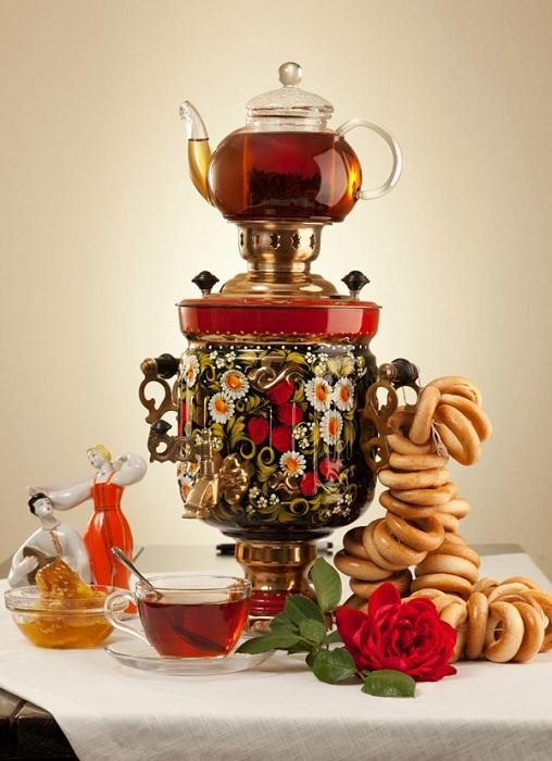 Сколько много стран на карте, столько и существует чайных традиций. | Фото: kyiv.izsela.ua.