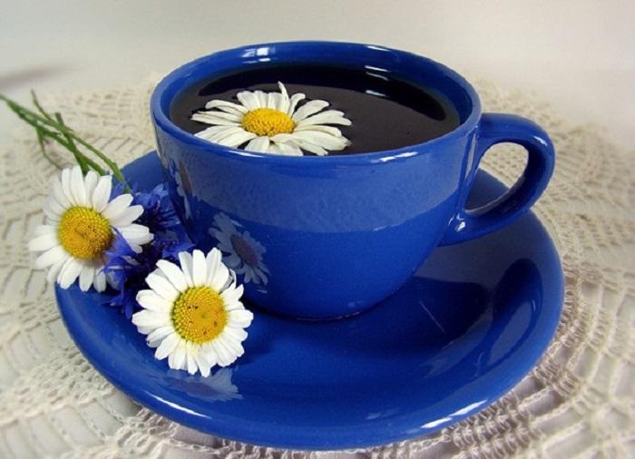 Ромашковый чай с изумительным вкусом. | Фото: tr.foursquare.com.