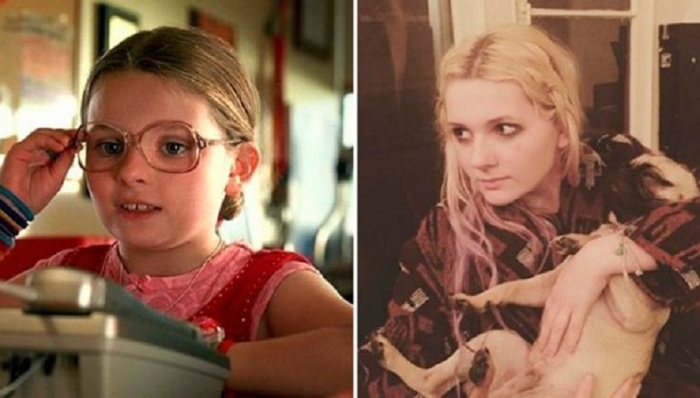 Молодая звезда фильма «Маленькая мисс Счастья» впервые появилась на большом экране в возрасте пяти лет и продолжает сниматься в кино.