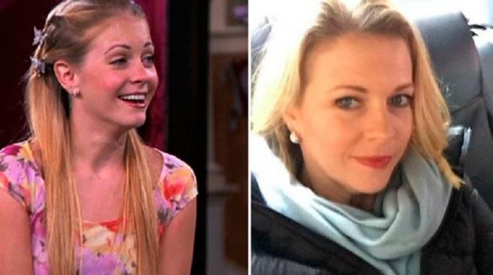 Звезда сериала «Сабрина - маленькая ведьма» заметно подросла и сегодня снимается в ситкоме «Мелисса и Джоуи».
