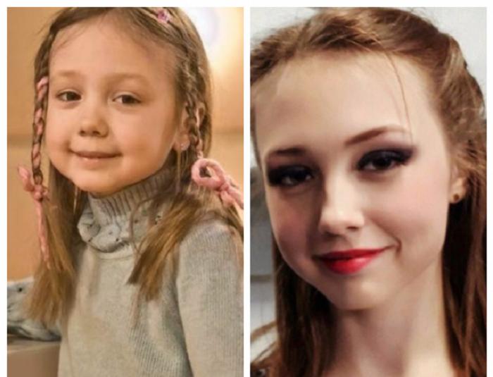 Звезда сериала «Папины дочки» из малышки Пуговки выросла во взрослую девушку, которая мечтает посвятить себя медицине.