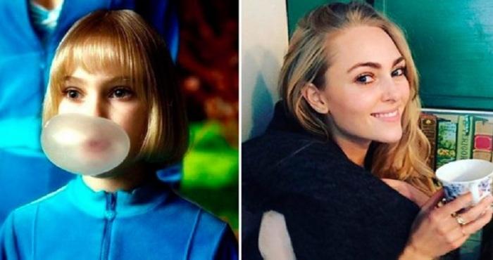 Юная актриса, которая в свои молодые года завоевала признание публики, продолжает свою карьеру кинозвезды.