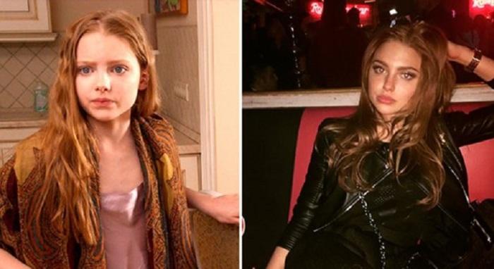 На счету юной звезды много детских ролей, большой успех Алине принесла комедия «Любовь-морковь-2».