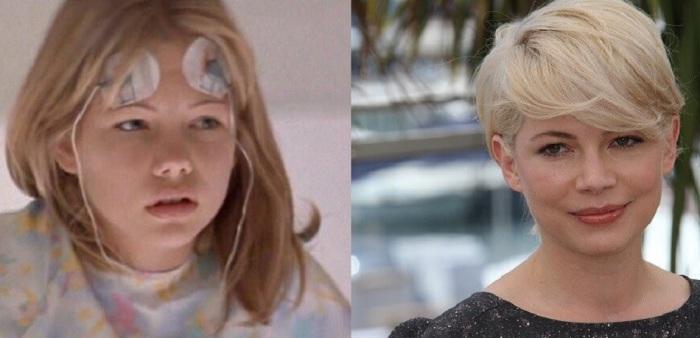 В фильме «Особь», воплотила в жизнь девочку по имени Сил, которая была неким искусственным гибридом инопланетянина и человека.