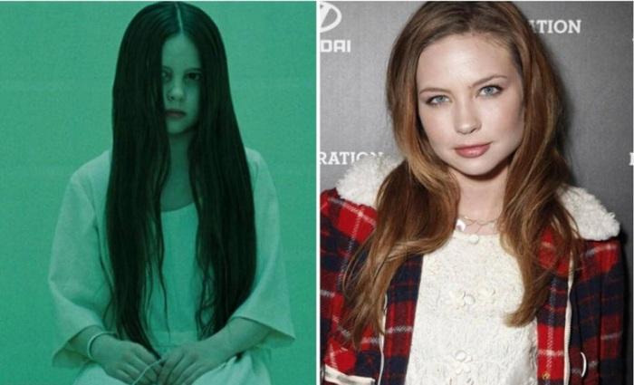 Сцена фильма «Звонок», со страшной девочкой, вылезающей из телевизора, навечно закрепилась в сознании зрителей.