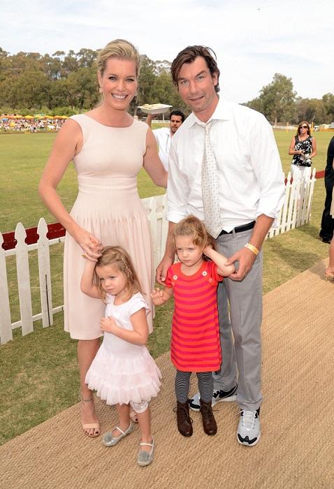 Звездный папа очень гордится своими девочками и хочет для них самого лучшего. /Фото:zimbio.com