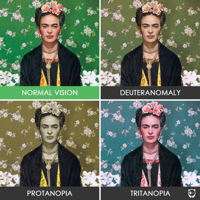 И даже портретный фото выглядят иначе.