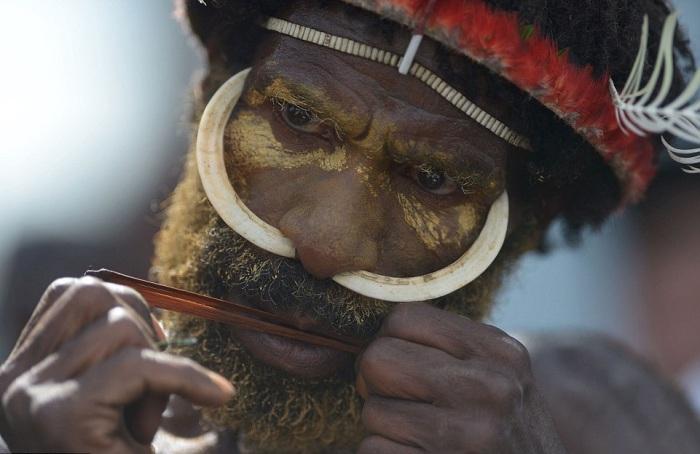 Традиционный музыкальный инструмент пикон.