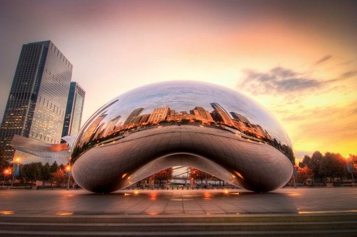 Чикагский боб. Фотограф - Али Эртюрк.