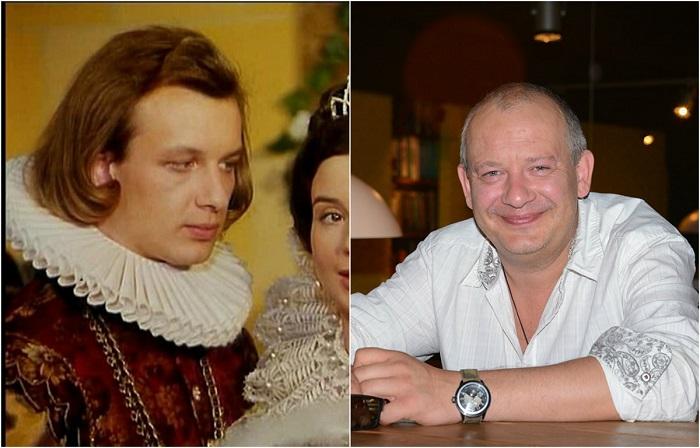 Актер запомнился по второстепенным, но ярким ролям среди которых есть и де Сен-Люк - фаворит короля Франции в «Графиня де Монсоро»,  и фотограф в киноленте «Змеиный источник».