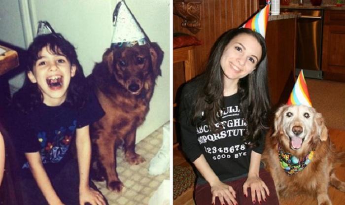 Бренди и я: 14 лет празднуем день рождения вместе