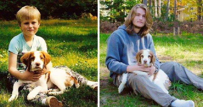 13 лет жизни с собакой, преданней друга быть не может.