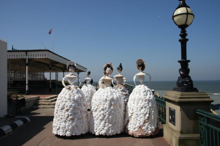 Капризные дамы викторианской эпохи.