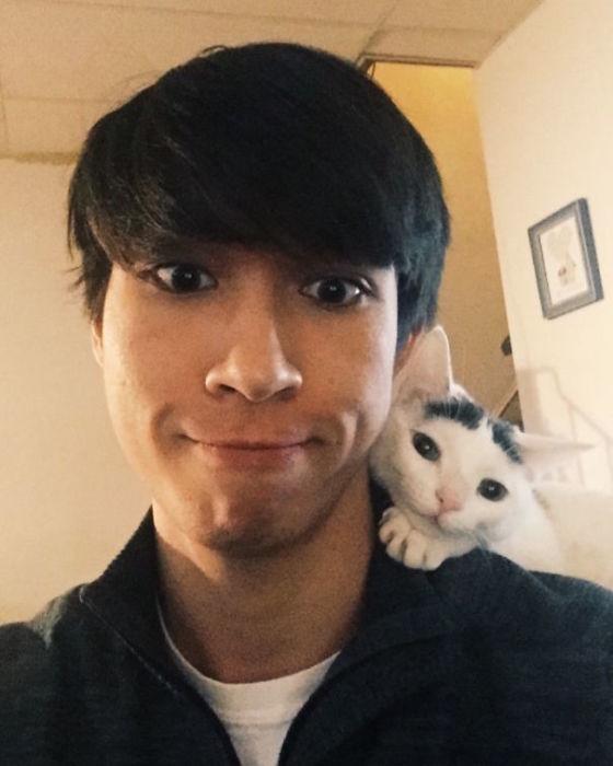 «Мой парень и моя кошка близки… не слишком ли?»