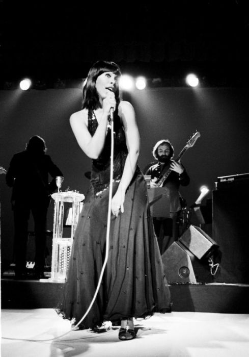 Выступление Донны Саммер на вечеринке в отеле «Касабланка» (Нью-Йорк) в ноябре 1978-го года.