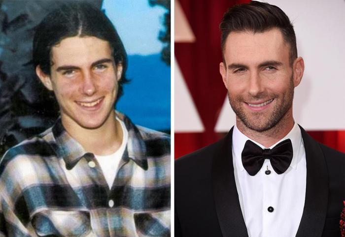 Американский певец и музыкант, лидер группы Maroon 5.