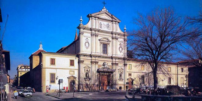 Церковь Святого Марка и женский монастырь, образующие комплекс, существуют с 13 века.