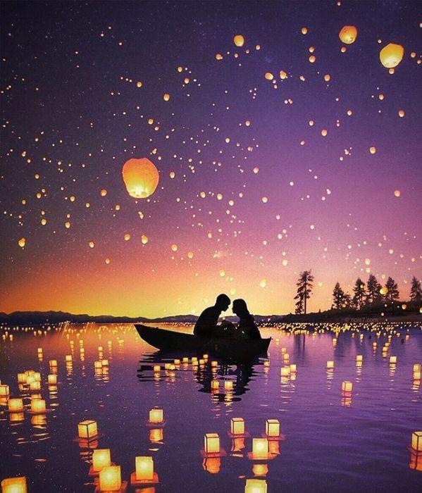 Волшебное произведение, сделанное мастером с большой любовью - восхищает и завораживает.