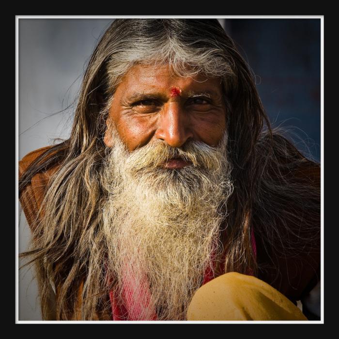 Гуру Джанет в призрачном городе Бхангар.