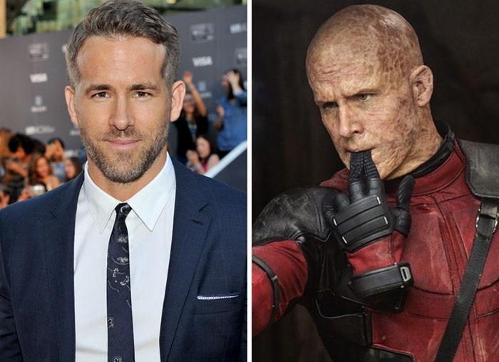 Канадский актер с нетерпением ожидал съемок в фильме «Дэдпул» и был готов к внешним трансформациям.