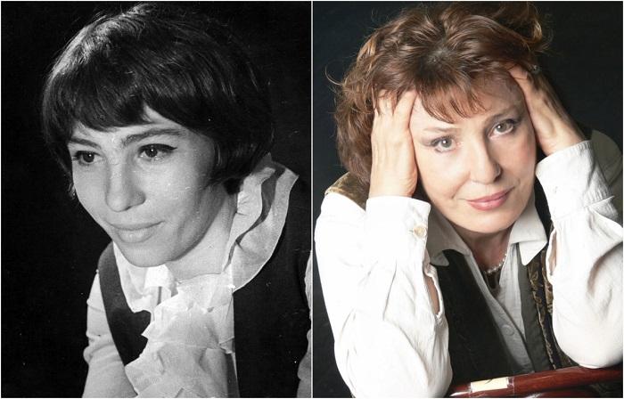 Несмотря на свой солидный возраст, российская певица и актриса выглядит великолепно и продолжает вдохновлять своих поклонников.