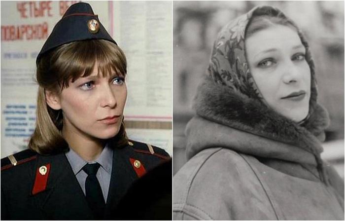 Звезда советского кинематографа исполнила роль милиционера на вахте в Управлении свободного времени - Люси.
